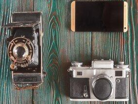 Je oude foto's digitaliseren met je smartphone