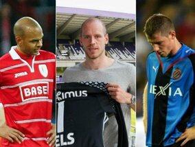 11 transferts de joueurs belges manqués