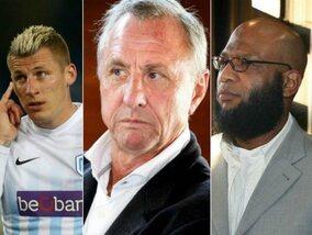 Ces 11 footballeurs affichent une croyance particulière