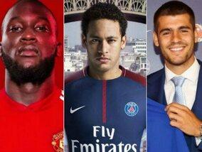 11 duurste transfers van deze zomer