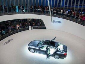 De premières van het Autosalon van Frankfurt 2017