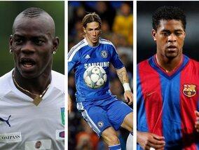 Les pires transferts de l'histoire du foot