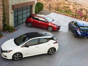 Nissan laat de nieuwe LEAF aan grote publiek zien in Paleis 3