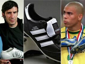 Ces chaussures de foot devenues mythiques