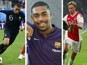Ces futures stars vont briller au firmament de la Ligue des champions