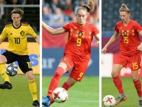Les Red Flames partent à la conquête de l'Europe : mais dans quels clubs évoluent-elles ?