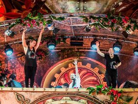 Dimitri Vegas & Like Mike: Aim for the stars, land on the moon!