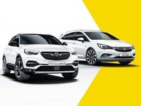 Opel au salon de Bruxelles 2019