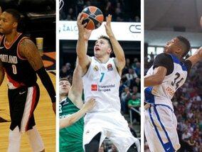 Tien om te zien in de NBA: deze spelers haalden het All Star-team