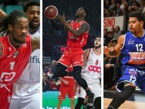 « 10 qu'on aime » : ces joueurs comptent parmi les meilleurs de l'Euromillions Basket League