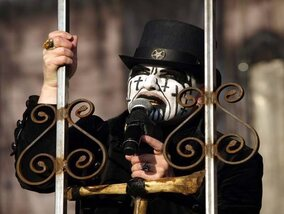 King Diamond : un bijou de metal