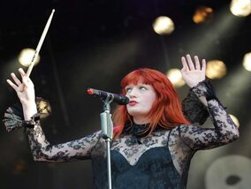 Florence + The Machine: sirene aan!
