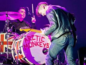 Arctic Monkeys : le bon groupe au bon endroit et au bon moment !