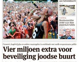 Gazet van Antwerpen du 29/06/2015