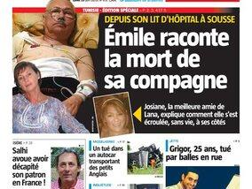 Les Unes des journaux du 29/06/2015 (mise à jour de 16:05)