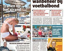 Het Nieuwsblad du 29/06/2015