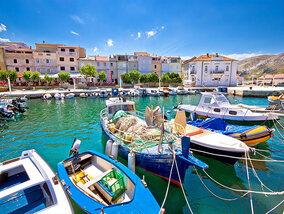 Hop van eiland naar eiland in Kroatië