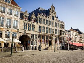 Bergen op Zoom: vlakbij en een bezoekje meer dan waard