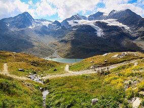 De tien mooiste bergpassen in Europa