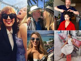 Cannes 2016 op Instagram: foto's van de sterren zelf