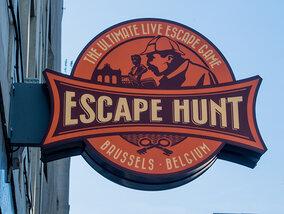 Beleef de spanning met Escape Hunt