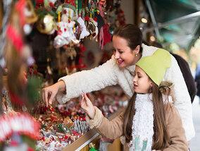 Dix Marchés de Noël en Europe