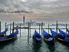 Venetië, stad der geliefden