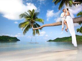 De beste bestemmingen voor een huwelijksreis