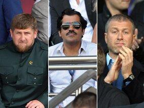 Ces milliardaires propriétaires de clubs de foot