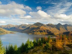 Schotland: over lochs, mysteries en natuurpracht