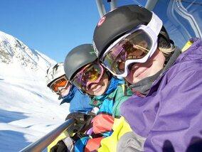 Skiën zonder ongelukken: veilig naar de sneeuw en terug!