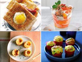 8 recettes pour un Brunch vitaminé !
