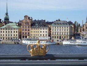 Citytrippen in Zweden
