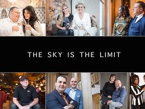 Rijk Vlaanderen: de nieuwe gezichten van The Sky is the Limit