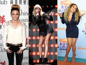"""Capucine Anav, surprise par son père en plein acte, """"Taylor Swift est une anomalie"""" et Mariah Carey fait peur sans maquillage"""