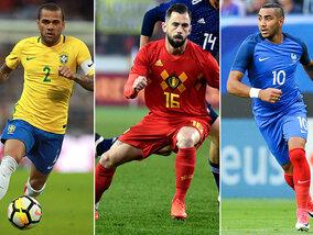 Zij missen het WK door een blessure