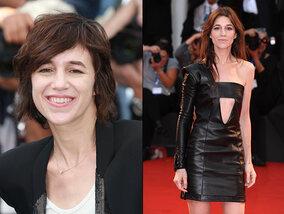 Le style de Charlotte Gainsbourg, 45 ans: elle fait sensation à Cannes