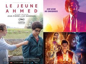 Tijd voor film: nu in de bioscoop (22 mei)!