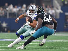 Les tops et les flops de la semaine 6 en NFL