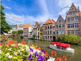 Un week-end à Gand, ville d'eau médiévale