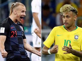 De gekste kapsels op het WK voetbal