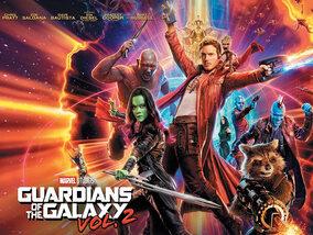 Regardez 'Gardiens de la Galaxie vol. 2' prochainement sur Proximus TV