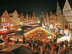 Duitse kerstmarkten, 10 x anders