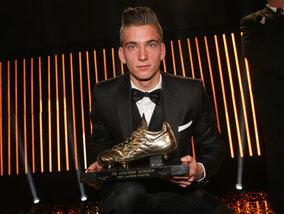 Het gala van de Gouden Schoen