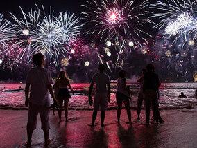 De leukste plekken om Nieuwjaar te vieren wereldwijd