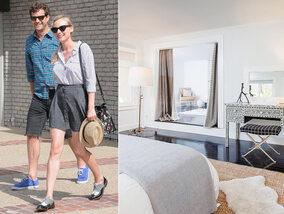 Bienvenue chez Diane Kruger et Joshua Jackson