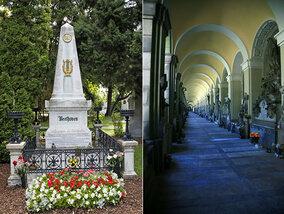 10 meest bezochte Europese begraafplaatsen