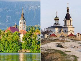 Le top dix des destinations d'Europe de l'Est