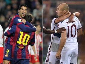 Wie wint dit jaar de Champions League?