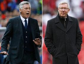 Les entraîneurs les plus titrés d'Europe